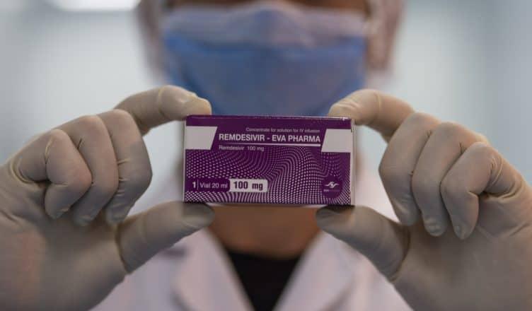 US buys up global supply of Covid-19 drug Remdesivir