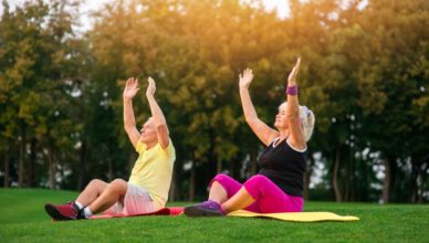 Exercises for Seniors to Improve Balance and Strength
